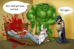Not again Hulk... by Felipenn