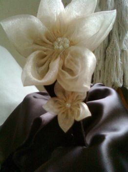 KANZASHI FLOWERS by VICKY2000