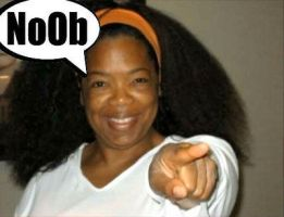 Oprah by picturizr