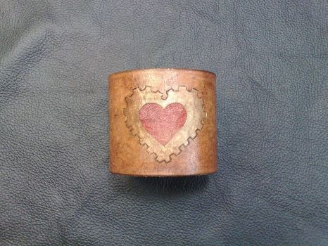 Valentine's Day Bracelet Front by ColeHastings