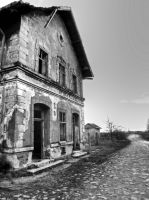 old train station by knolte4fun
