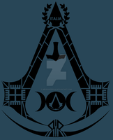Italian Assassin symbol by MehranPersia