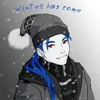 Winter has come^^ by KeyHof