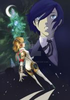 Persona 3 by JKLiew92