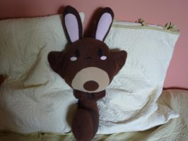 Sentret Plushie by Plush-Lore
