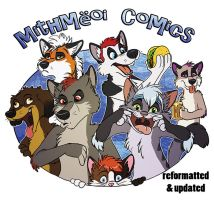 Mithmeoi Comic Book -ebook available now- by Greykitty