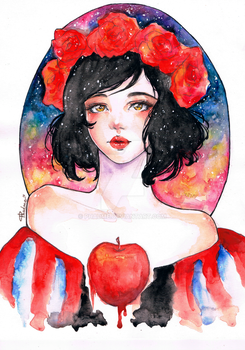 Snow White by Phadme