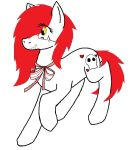Grell Pony by PeachyBunn
