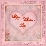 Valentine Card - Heart by fmr0