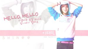 Lee Taemin - Hello by KPOPPINFLAMER