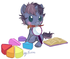 [G] Congratulations, it's a boy! by Furreon