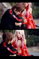 Guilty Crown Shu And Inori by MasterRAYs