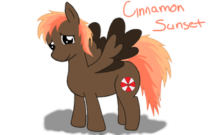 :CE: Cinnamon Sunset by TE-Lightning