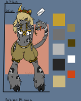 Steampunk Character Auction by alinoravanity