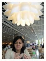 My girlfriend at IKEA by noremorseiwannadie