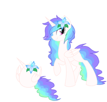 Flora Alicorn Auction CLSOED by StarDust-Adoptables