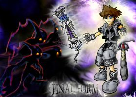 Final Form Sora by Aggiepuff