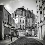 Streets of Dublin by Pajunen