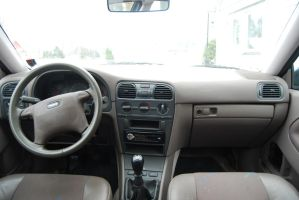 Volvo S40, interior by Simmeson