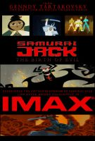 Samurai Jack: Birth of Evil: The IMAX Experience! by timbox129
