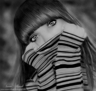 Shyness by MariamMohammed