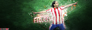 Falcao by ASHRAF-GFX