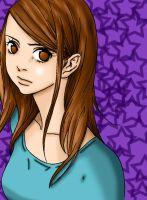 Bella Swan - Anime+Manga by Midnight-Dark-Angel