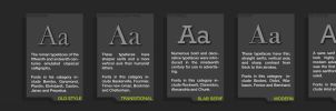 Introduction to typography2 by thesoulcanwait