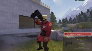 Soldier Shuffle by impostergir007