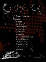 Cheshire Cat Poem by PastaxPa