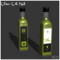 Olive Oil Set by KoDraCan