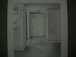 One Point Perspective by RRosario