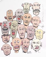 faces by arse34
