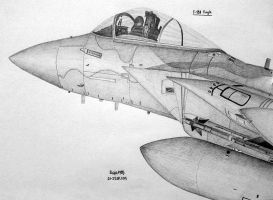 F-15A Eagle by Ralph1989