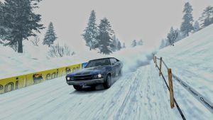 A little snow Racing GT5 by whendt