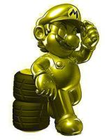 Golden Mario by babyluigi957