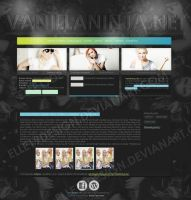 VanillaNinja.net by elle19design