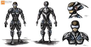 Armour Concept by ginger-roots