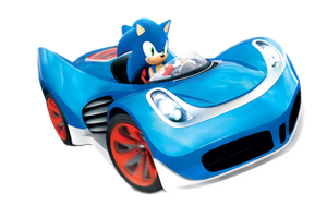 Sonic All Star Racing Transformed ByAntiSonicpony by FiveNightsAtFoxys