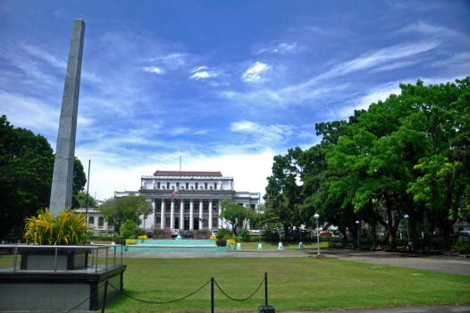 Provincial Capitol by RoryCoreII