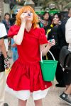 ponyo cosplay 4 by squkyshoes