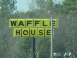 Waffle House by Blackpantherwolf13