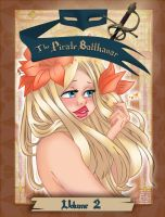 Volume 2 front cover (2nd edition) by Dedasaur