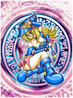 Dark Magician Girl II by GTAceofSpade