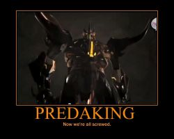 Predaking Transformed by Onikage108