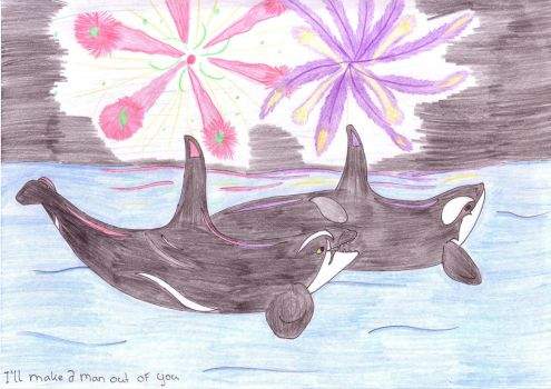 CE Firework by Orcas-of-Arlinde