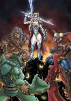 Motu Future Imperfect chap 45 by Killersha