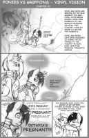 Ponies Vs Griffons -  Ch.1 Pg.1 by Tilly-Towell