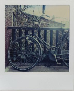 A Bike in the Morning by futurowoman