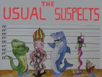Usual Suspects by GaryWakefield